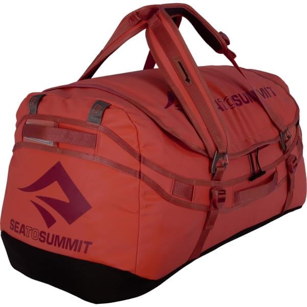 Sea to Summit Duffle 90 - große Reisetasche red - Bild 32