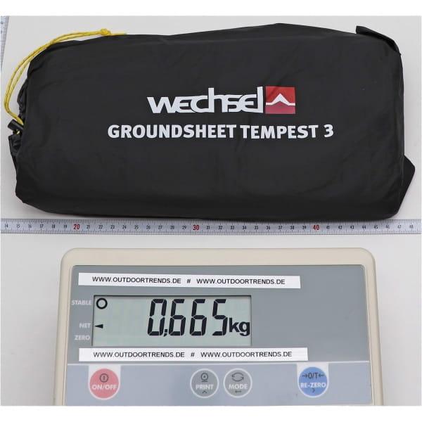 Wechsel Tents Groundsheet Tempest 3 - Zeltunterlage - Bild 2