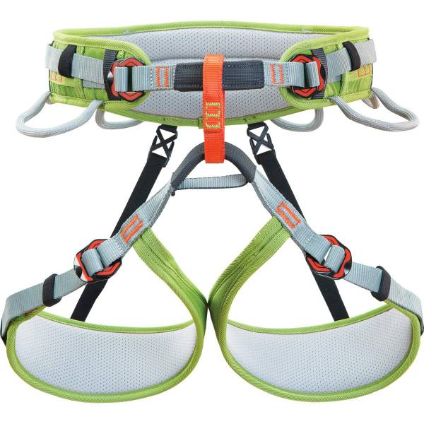 Climbing Technology Ascent - Klettergurt green-grey - Bild 1