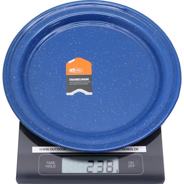 GSI Plate 10.375 - Enamel Teller - Bild 5