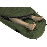 Vorschau: Grüezi Bag Biopod Wolle Survival  - Wollschlafsack greenery - Bild 8