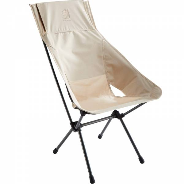 Nordisk X Helinox Lounge Chair - Faltstuhl natural - Bild 1