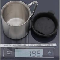 Vorschau: Tatonka Thermo Mug Carabiner 250 - Thermobecher - Bild 3