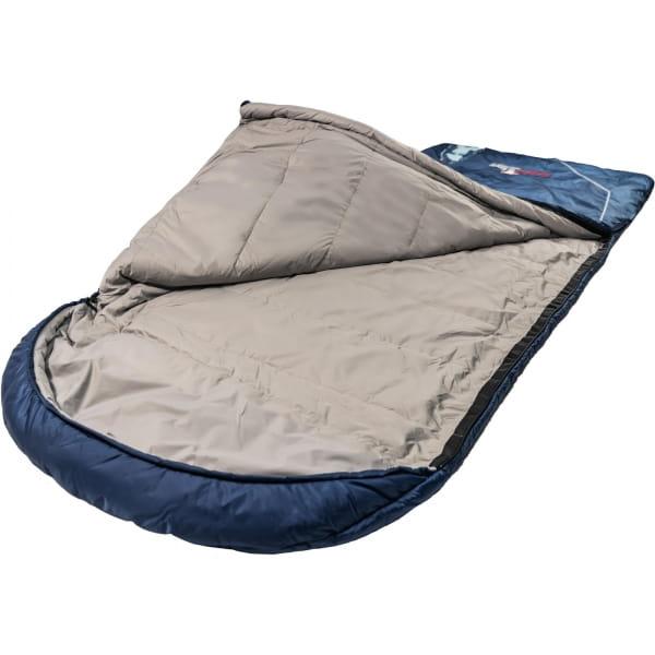 Grüezi Bag Biopod Wolle Murmeltier Comfort XXL - Deckenschlafsack night blue - Bild 4