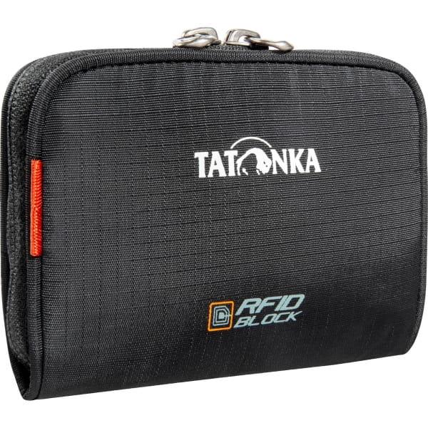 Tatonka Big Plain Wallet RFID B - Geldbörse black - Bild 1