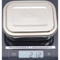 Vorschau: Tatonka Lunch Box I 800 ml - Edelstahl-Proviantdose stainless - Bild 2