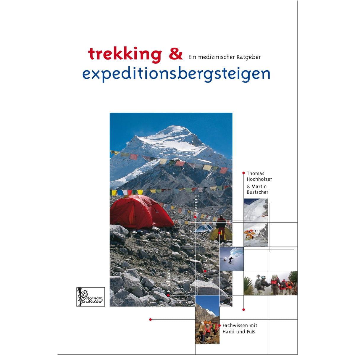 Panico Verlag Trekking & Expeditionsbergsteigen - Lehrbuch - Bild 1