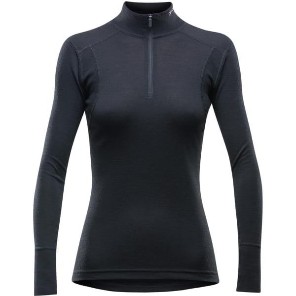 DEVOLD Hiking Woman Half Zip Neck - Funktionsshirt black - Bild 4