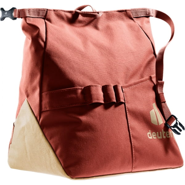 deuter Gravity Boulder Bag - Chalkbag redwood-clay - Bild 4