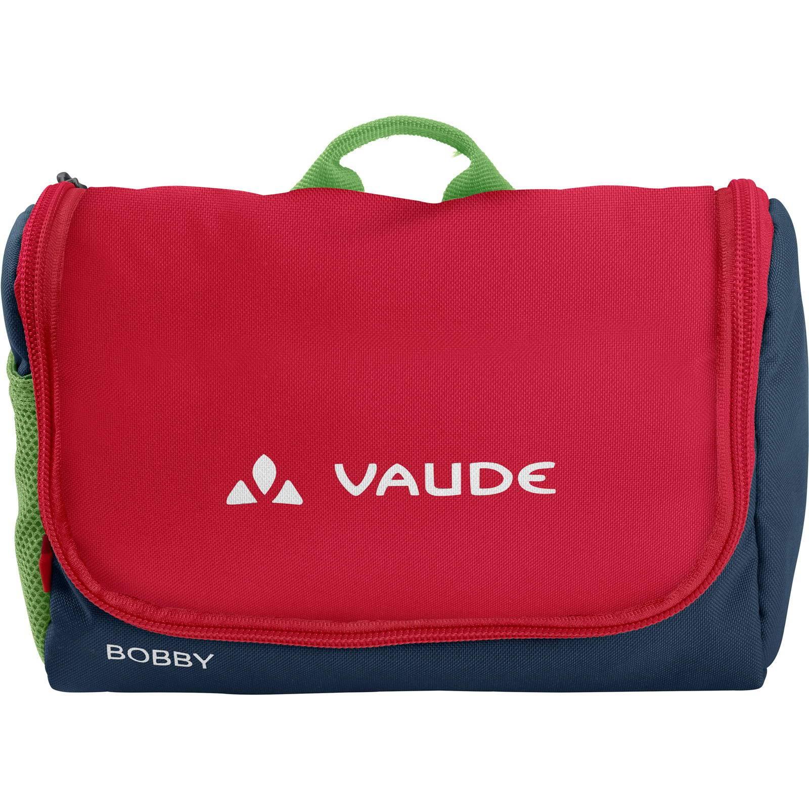 VAUDE Bobby - Waschtasche für Kinder marine red