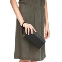 Vorschau: pacsafe RFIDsafe Women's Continental Wallet - Geldbörse black - Bild 7