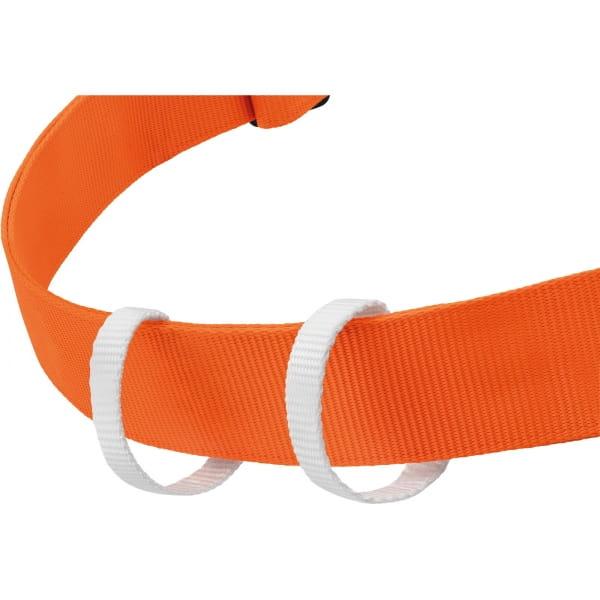 Petzl Supervanti - Speläologiegurt orange-schwarz - Bild 4