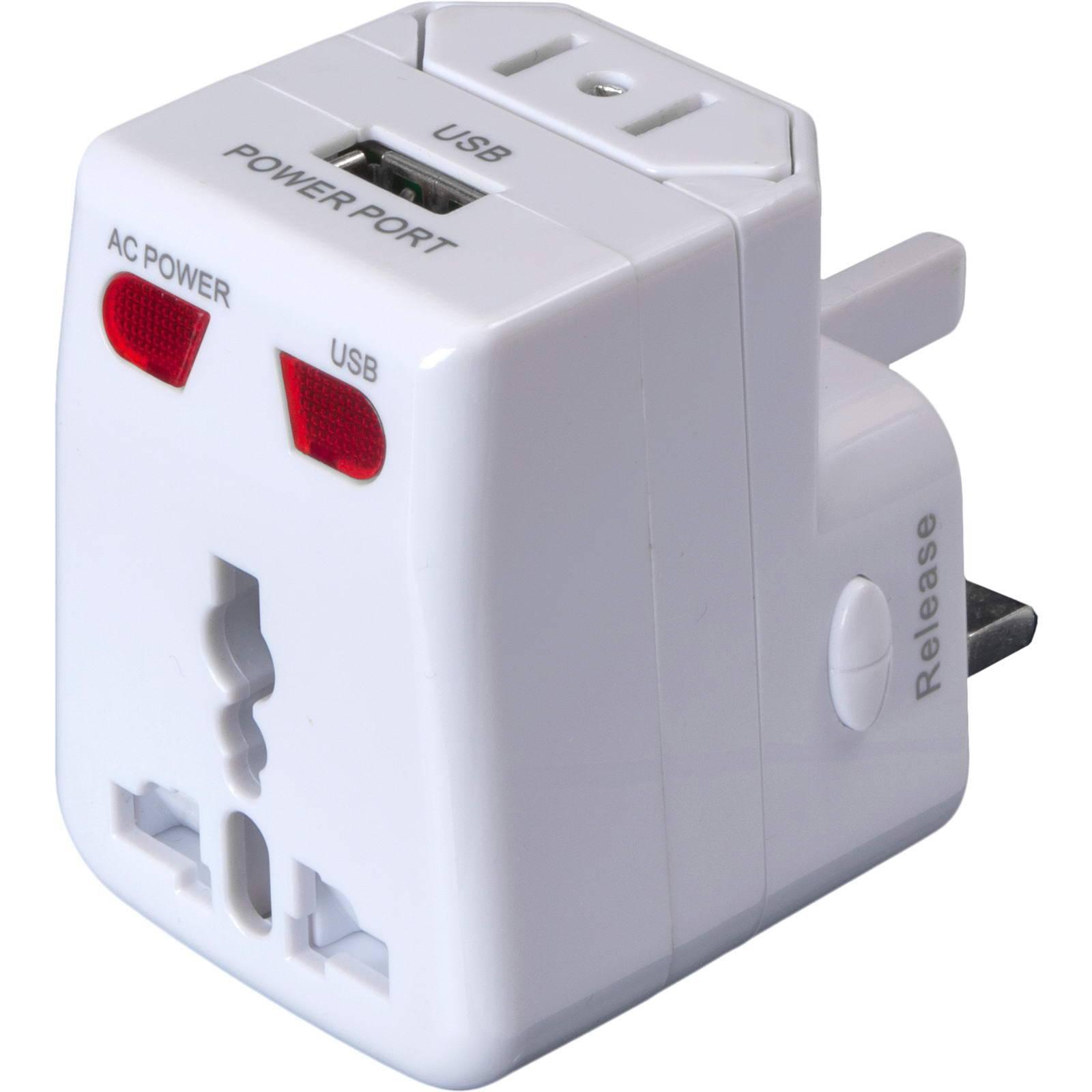 Relags Universal USB Steckeradapter - Bild 2