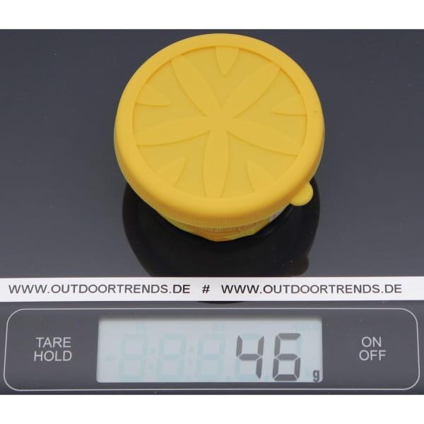 ECOlunchbox Seal Cup Mini - Edelstahl-Silikon-Dose lemon - Bild 2