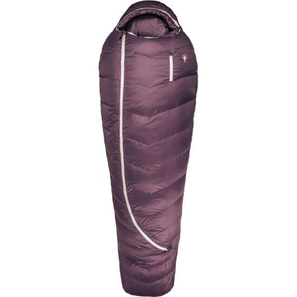 Grüezi Bag Biopod DownWool Subzero Women - Daunen- & Wollschlafsack berry - Bild 1