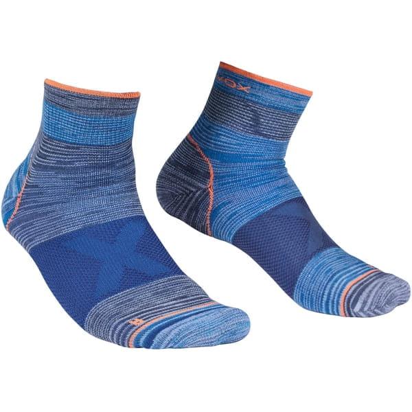 Ortovox Alpinist Quarter Socks Men - Socken dark grey - Bild 1