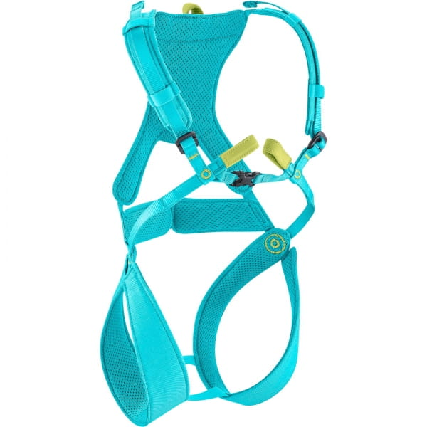 Edelrid Fraggle III - Komplettgurt für Kinder icemint - Bild 1