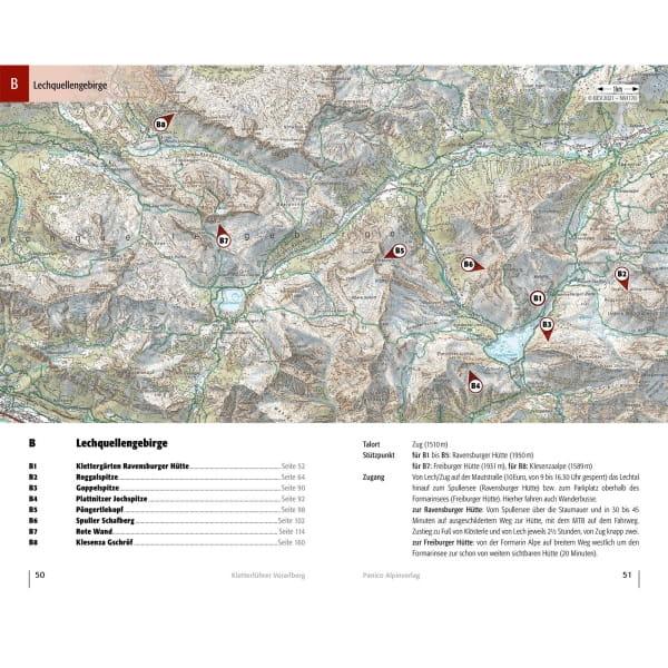 Panico Verlag Vorarlberg - Alpin-Kletterführer - Bild 4