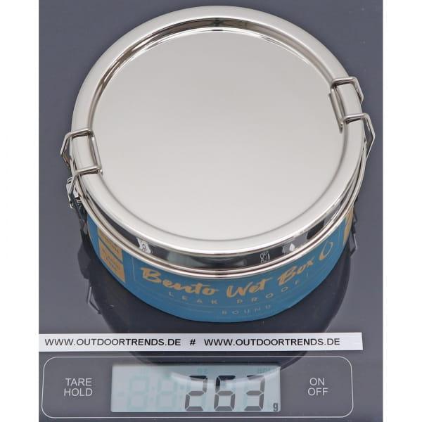 ECOlunchbox Bento Wet Box Round - Proviantdose - Bild 2