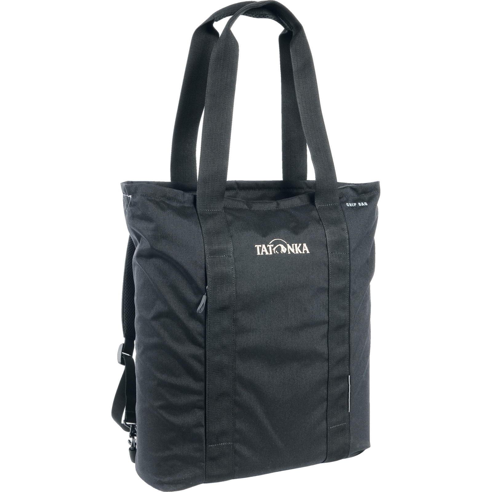 Tatonka Grip Bag - Rucksack-Einkaufstasche black