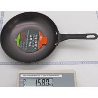 Vorschau: GSI Lite Cast Frying Pan 10 - Eisenpfanne - Bild 2