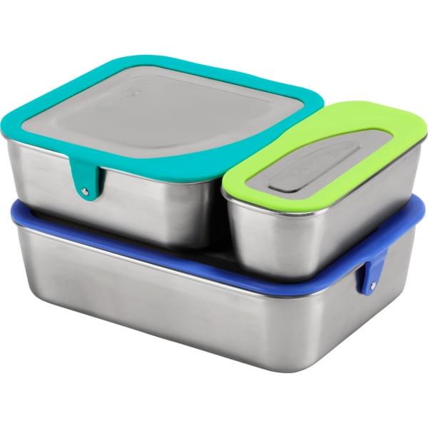 klean kanteen Food Box Set - Edelstahl-Lunchbox-Set stainless - Bild 1