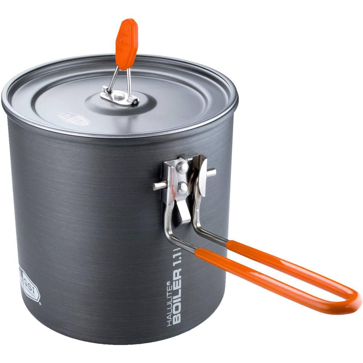 GSI Halulite 1.1 L Boiler - HA-Alu-Topf