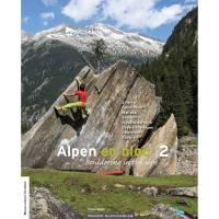 Panico Verlag Alpen en bloc - Band 2 - Boulderführer