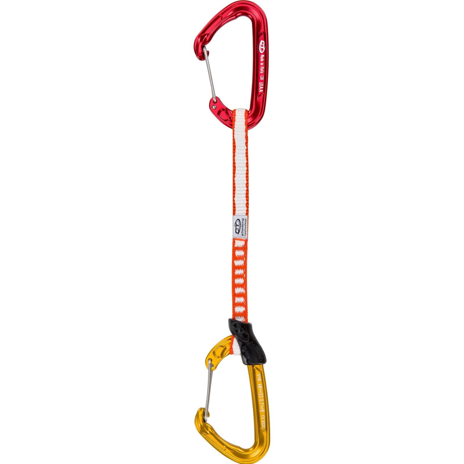 Climbing Technology Fly-Weight Evo Set DY 17 cm - Express-Set - Bild 1