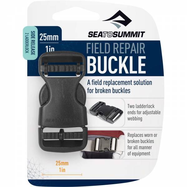 Sea to Summit Field Repair Buckle Side Release 2 Ladderlock 25 mm - Gurtschnalle - Bild 1