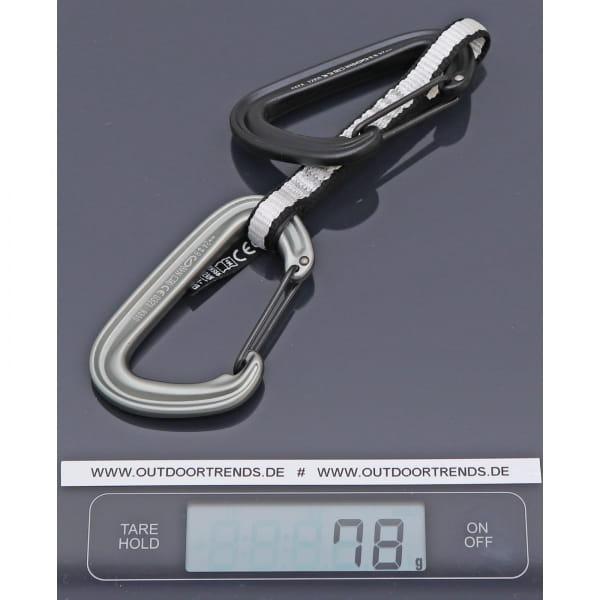 Black Diamond LiteWire Quickdraw - Express-Set 12 cm - Bild 5
