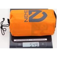 Vorschau: NEMO Tensor Alpine Insulated Mummy - Schlafmatte mountaineering orange - Bild 3