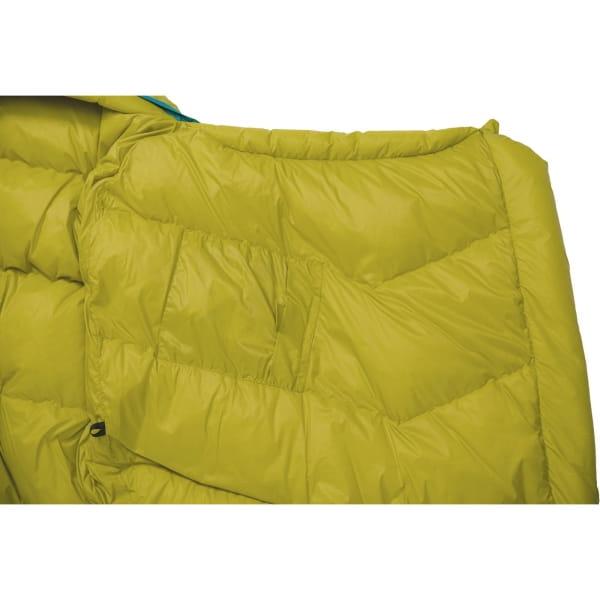 Grüezi Bag Biopod DownWool KidsTeen - Daunen- & Wollschlafsack citron - Bild 8