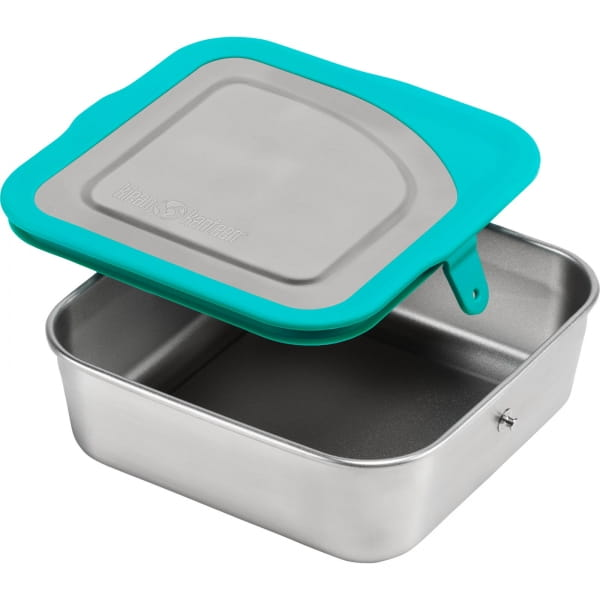 klean kanteen Meal Box 20oz - Edelstahl-Lunchbox stainless - Bild 1