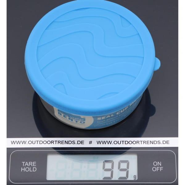 ECOlunchbox Seal Cup Medium - Edelstahl-Silikon-Dose - Bild 2