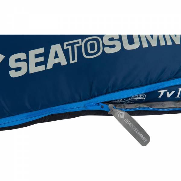 Sea to Summit Trailhead ThIII - Schlafsack midnight-cobalt - Bild 8