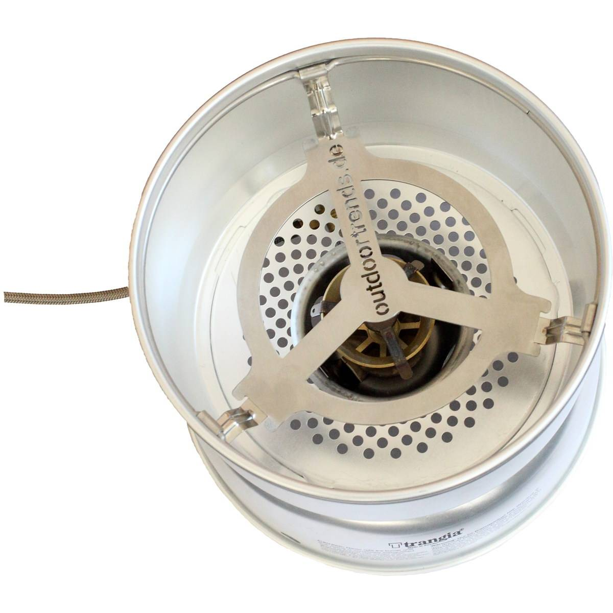 outdoortrends Kaffeemaschinen-Aufsatz für verschiedene Kocher - Bild 3