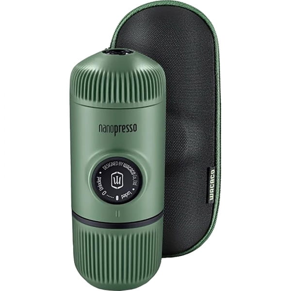 WACACO Nanopresso Set - Espresso Maker moss green - Bild 2