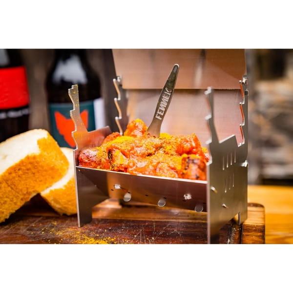 FENNEK Pieker - Pommes und Currywurst - Bild 5