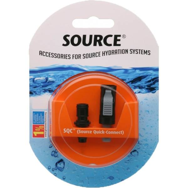 Source SQC - Quick Connect Kit - Ersatzkupplung - Bild 1