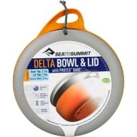 Vorschau: Sea to Summit Delta Bowl & Lid - Schüssel mit Deckel orange - Bild 5