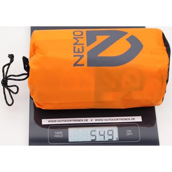 NEMO Tensor Alpine Insulated Mummy - Schlafmatte mountaineering orange - Bild 3