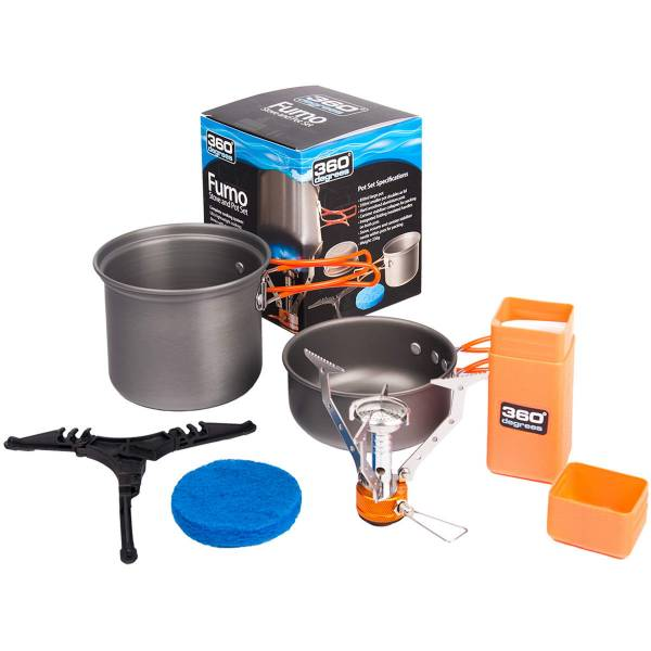 360° degrees Furno Stove and Pot Set - Gaskocher - Bild 1