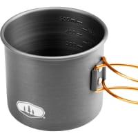 Vorschau: GSI Halulite 20 fl. oz Bottle Cup - Aluminium Becher grey - Bild 2