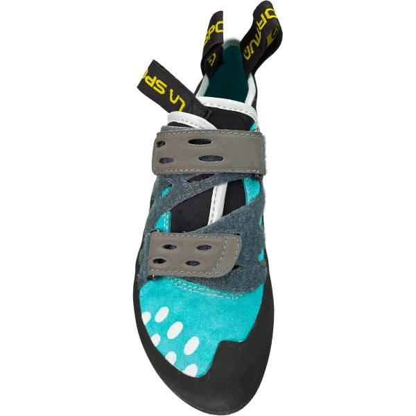 La Sportiva Tarantula Women - Kletterschuhe turquoise - Bild 2