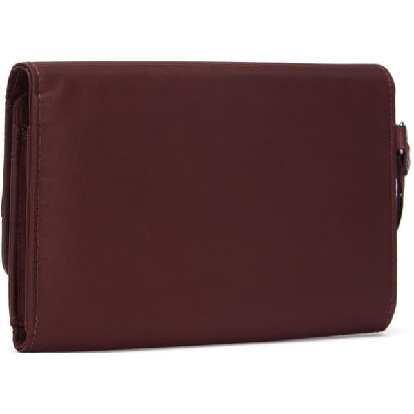 pacsafe RFIDsafe Women's Clutch Wallet - Geldbörse merlot - Bild 10