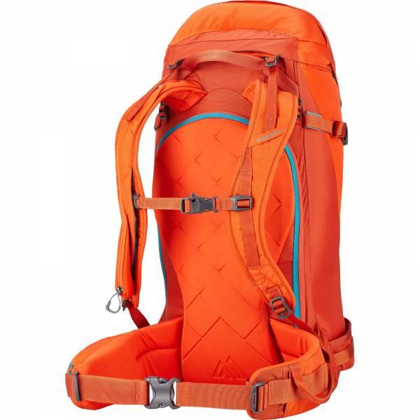 Gregory Targhee 45 - Tourenrucksack sunset orange - Bild 4
