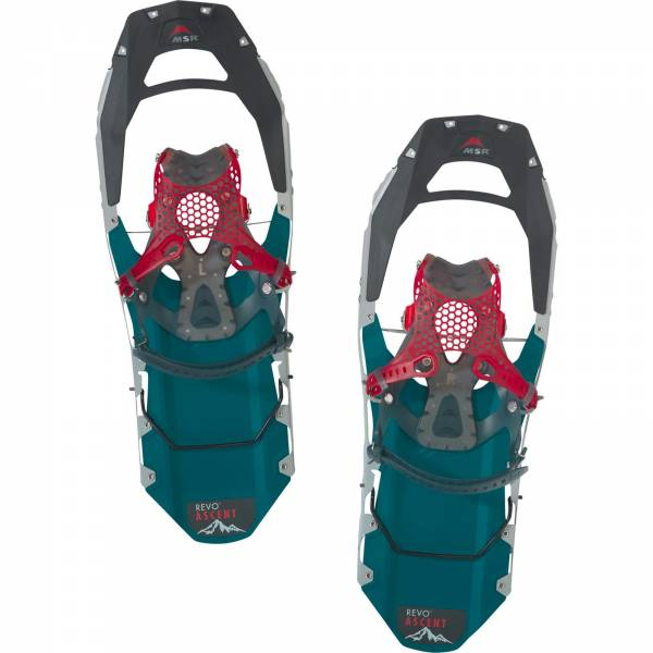 MSR Revo Ascent 22 Women - Schneeschuhe dark cyan - Bild 3
