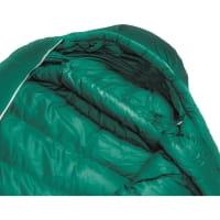 Vorschau: Grüezi Bag Biopod DownWool Subzero - Daunen- & Wollschlafsack pine green - Bild 6