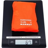 Vorschau: Mammut Raincover - Regenhülle vibrant orange - Bild 3